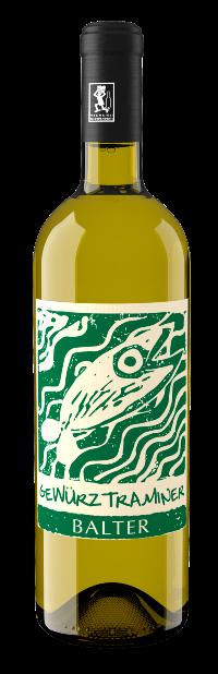 vino bianco Balter - Gewurzstraminer