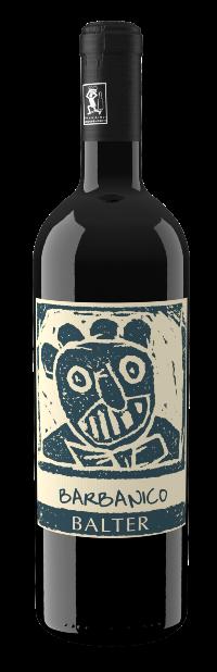 vino rosso Balter - Barbanico