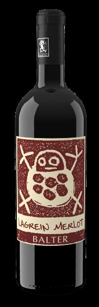 vino rosso Balter - Lagrain Merlot