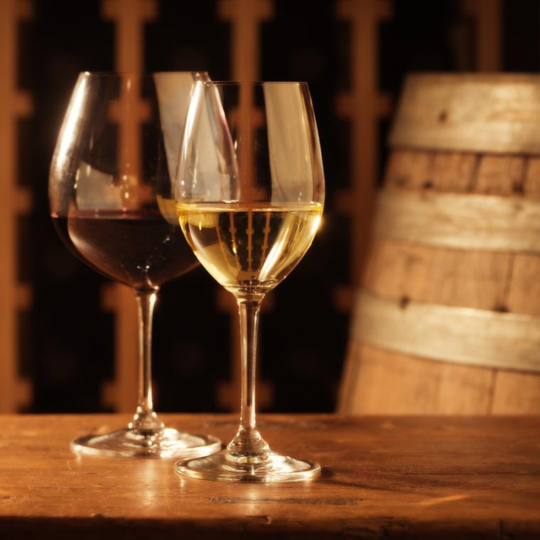 Degustazione vini Balter